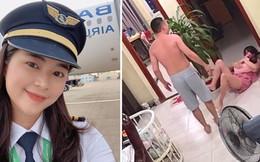 Nữ phi công, hoa khôi Diệu Thuý nói về người chồng 'võ sư' đánh vợ: 'Chồng mình mà thế này, mình bỏ ngay'