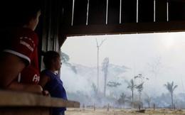 Cháy rừng Amazon: Tổng thống Brazil bị chỉ trích