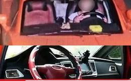 Hí hửng mua được siêu xe với giá hời, cô gái ngớ người phát hiện sự thật khi bị cảnh sát bắt