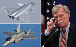 """Cố vấn Mỹ nói Trung Quốc """"trộm"""" F-35"""