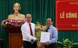 Thay đổi nhân sự TPHCM, Hải Phòng, Hà Tĩnh