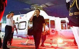 Tổng thống Philippines thuê máy bay tư nhân tới Bắc Kinh