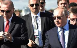 """""""Ngoại giao cây kem"""" của ông Putin: Tổng thống Thổ Nhĩ Kỳ """"có kem miễn phí"""", nhưng """"vấn đề Syria"""" thì không?"""