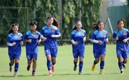 Đội tuyển U15 nữ Việt Nam có cơ hội cọ xát với đội bóng Châu Âu