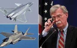 Trung Quốc đối mặt với lời tố cáo gây sốc về F-35