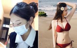 Nữ y tá gây sốt MXH dù đeo khẩu trang kín mít nhưng hình ảnh nóng bỏng ngoài đời mới thực sự được 'thả tim' điên đảo