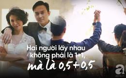 """26 năm Trương Trí Lâm nắm tay Viên Vịnh Nghi đi qua sóng gió hôn nhân để hiểu rằng: """"Vươn tay chỉ cần trong khoảnh khắc, nắm tay lại mất rất nhiều năm..."""""""