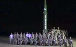 Pakistan thử thành công tên lửa đạn đạo đất đối đất