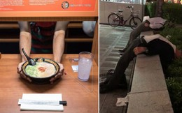 18 bức ảnh độc đáo cho thấy một Nhật Bản kỳ lạ và bá đạo chắc chắn sẽ khiến bạn phải bất ngờ