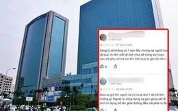 Khách sạn 5 sao nơi nam bảo vệ đuổi người trú mưa ở Hà Nội bị dân mạng đồng loạt rate 1 sao