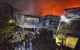 Lo ngại nhiễm độc từ vụ cháy nhà máy phích nước Rạng Đông: Chưa ghi nhận người dân nào đi khám