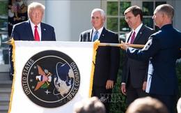 """""""Giải mã"""" Bộ Chỉ huy Không gian Mỹ vừa tái thành lập"""