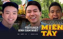 5 kênh du lịch - ẩm thực hot nhất miền Tây: Khoai Lang Thang sắp đạt nút vàng, một YouTuber trẻ tuổi khác đã làm được điều đó từ lâu