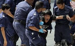 Cảnh sát Hong Kong bác cáo buộc bắt giữ các thủ lĩnh biểu tình để dằn mặt người dân
