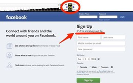 """Facebook hết """"miễn phí"""", một ngày nào đó sẽ thu phí?"""