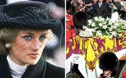 22 năm ngày mất của Công nương Diana quá cố: Nhiếp ảnh gia tiết lộ chi tiết đau lòng trong đám tang lịch sử
