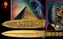 Bí ẩn con dao găm 3.000 năm không hề gỉ sét, có lẽ người Ai Cập cổ đại đã sử dụng 'vàng' của người ngoài hành tinh