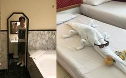 """Những hình ảnh thể hiện độ sáng tạo """"vô cực"""" của các khách sạn trên thế giới khiến du khách """"ngã ngửa"""""""