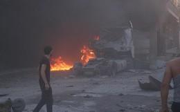 Mỹ không kích Syria, Nga lên tiếng chỉ trích
