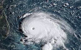 Siêu bão cấp 5 Dorian đổ bộ Bahamas với tốc độ gió 'hủy diệt'