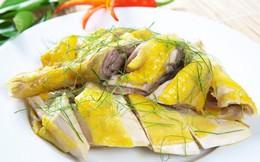 Có nên kiêng tôm và thịt gà khi bị ho?