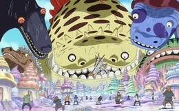 Sea Kings và 10 quái vật khổng lồ mạnh nhất thế giới anime (Phần 1)