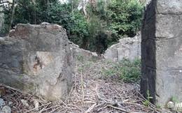 Phát hiện nhiều dấu tích khu nghỉ dưỡng cổ trên núi Trường Lệ