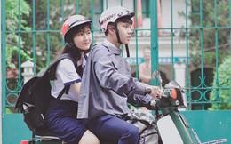 Nhà cách nhau hơn 10km nhưng mỗi sáng vẫn sang chở bạn gái đi học, chuyện tình học trò lãng mạn nhất là đây