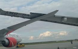 Hai máy bay Nga đâm nhau trên đường băng tại Moskva