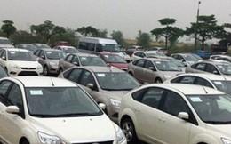 Ôtô nhập khẩu về Tp. HCM giảm sút 'tháng cô hồn'
