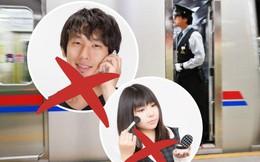 15 hành động thường thấy trên tàu điện nhưng bị người Nhật âm thầm 'ghét cay ghét đắng'