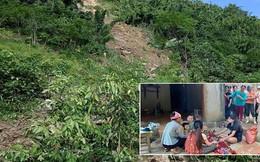 Sạt lở đá ở Yên Bái, 4 người đi bóc quế thương vong