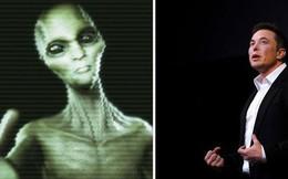 Tỷ phú Elon Musk khẳng định nhân loại vẫn chưa tìm thấy người ngoài hành tinh