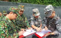 Biên phòng Việt Nam – Trung Quốc tuần tra song phương