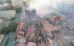 Vụ cháy Công ty Rạng Đông: Binh chủng hóa học vào cuộc