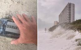 Những đợt sóng dữ dội trước cơn bão Dorian mang theo 16 gói ma tuý trị giá 9 tỷ đồng ập vào bãi biển Florida