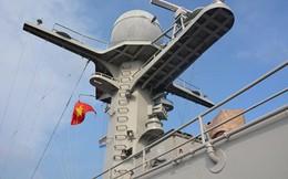 Tàu Hải quân Việt Nam hoàn thành tốt các khoa mục Diễn tập AUMX