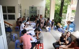 Sau cuộc họp của Chủ tịch Hà Nội: Hàng trăm người dân đến khám bệnh miễn phí