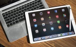 Hết tiền sửa MacBook vỡ màn, thanh niên trổ tài láu cá level max chỉ với iPad cũ đơn giản