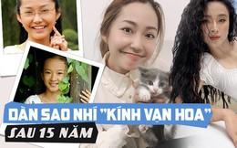 """Sao nhí """"Kính vạn hoa"""" sau 15 năm: Thay đổi ngoạn mục, Angela Phương Trinh có lột xác ấn tượng bằng nữ chính?"""