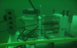 Trạm quan sát ngầm biến mất bí ẩn ở biển Baltic