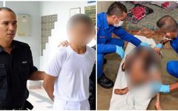 Bé trai bị bạo hành tới mức tử vong do chảy máu trong và bản án thích đáng cho gã cha dượng nhẫn tâm