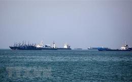 Iran bắt giữ tàu nghi buôn lậu nhiên liệu, chở gần 284.000 lít dầu