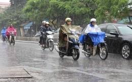 Sau những ngày thu oi nóng, đêm nay Hà Nội mưa to, đề phòng dông lốc sét