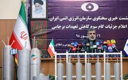 Iran tiếp tục vi phạm thỏa thuận hạt nhân