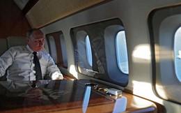 Phi công tiết lộ sự cố nghiêm trọng xảy ra trên chuyên cơ chở Tổng thống Putin