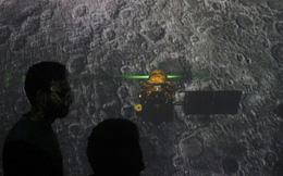 Ấn Độ tìm thấy tàu đổ bộ mất tích trên Mặt Trăng