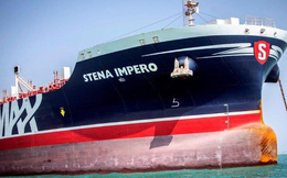 Iran nói sẽ thả tàu dầu mang cờ Anh trong vài ngày nữa