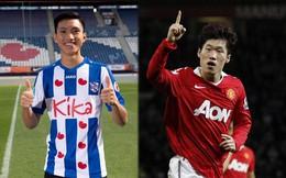 """HLV Guus Hiddink: """"Văn Hậu sẽ tiếp bước Park Ji-sung tại Hà Lan"""""""