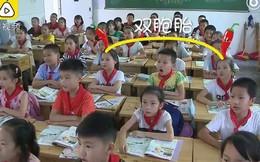 Trường tiểu học có hơn 20 cặp song sinh, khai giảng năm học mới từ cô giáo đến bạn học đều gặp khó khăn khi phân biệt